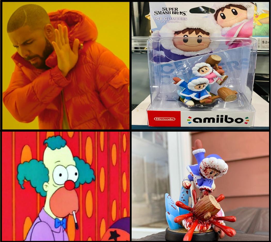 adios nana - meme