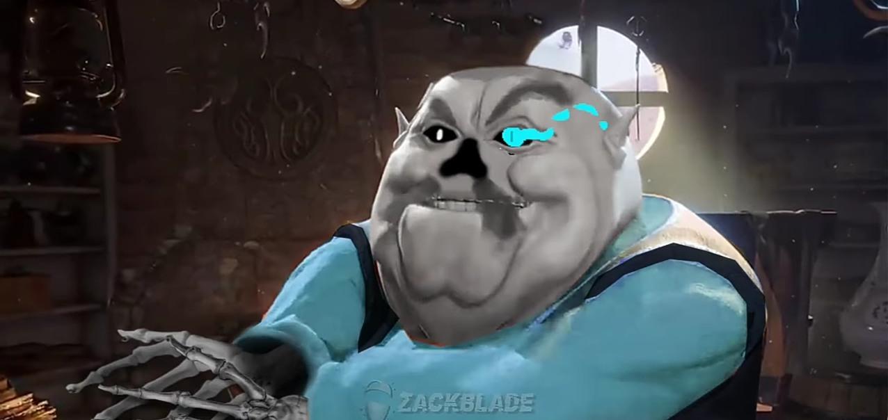 Momo numero 100 - meme