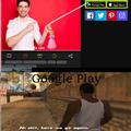 contexto: hace tiempo hice un meme donde a google play lo acusaban de jalarsela con un juego de nintendo