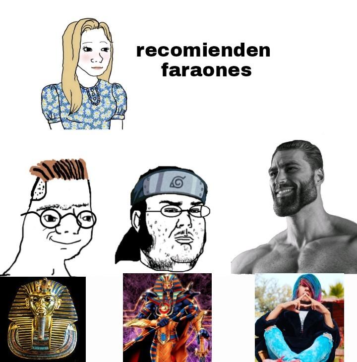 Faraón love shady - meme