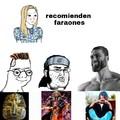 Faraón love shady