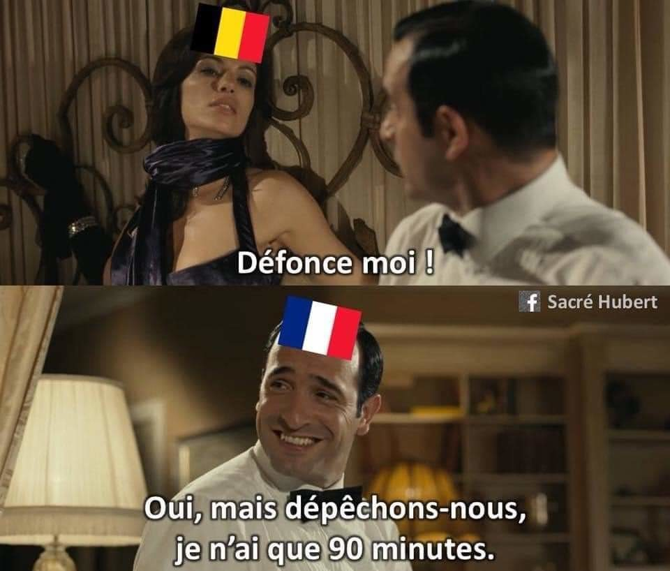 Petit tacle - meme