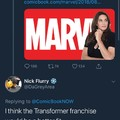Which marvel character would they work with