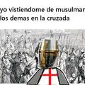 DEUS VULT! mas memes de las cruzadas