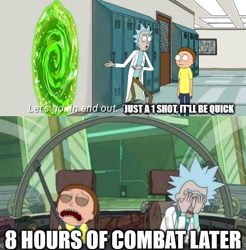 D&D be like... - meme
