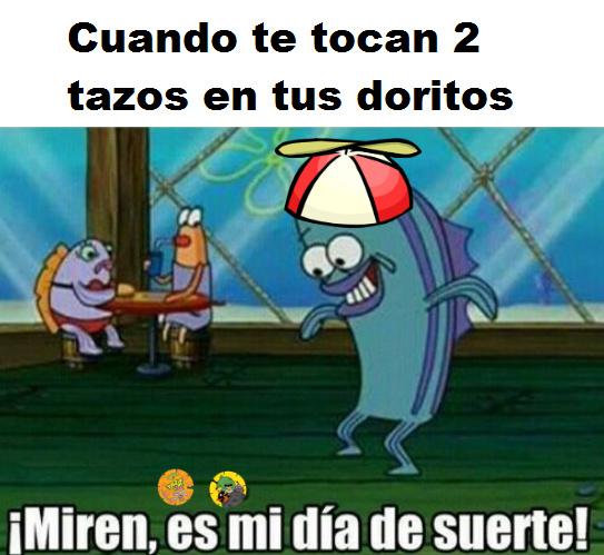 Tazos - meme