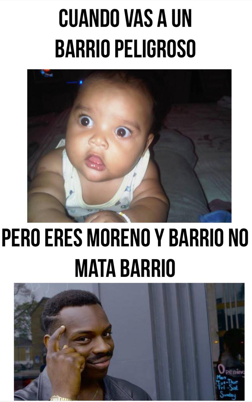 Barrio - meme