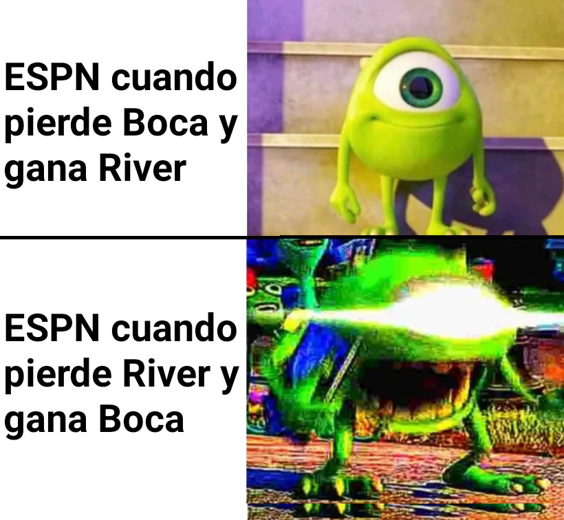ESPN es un canal antiBoca!! - meme