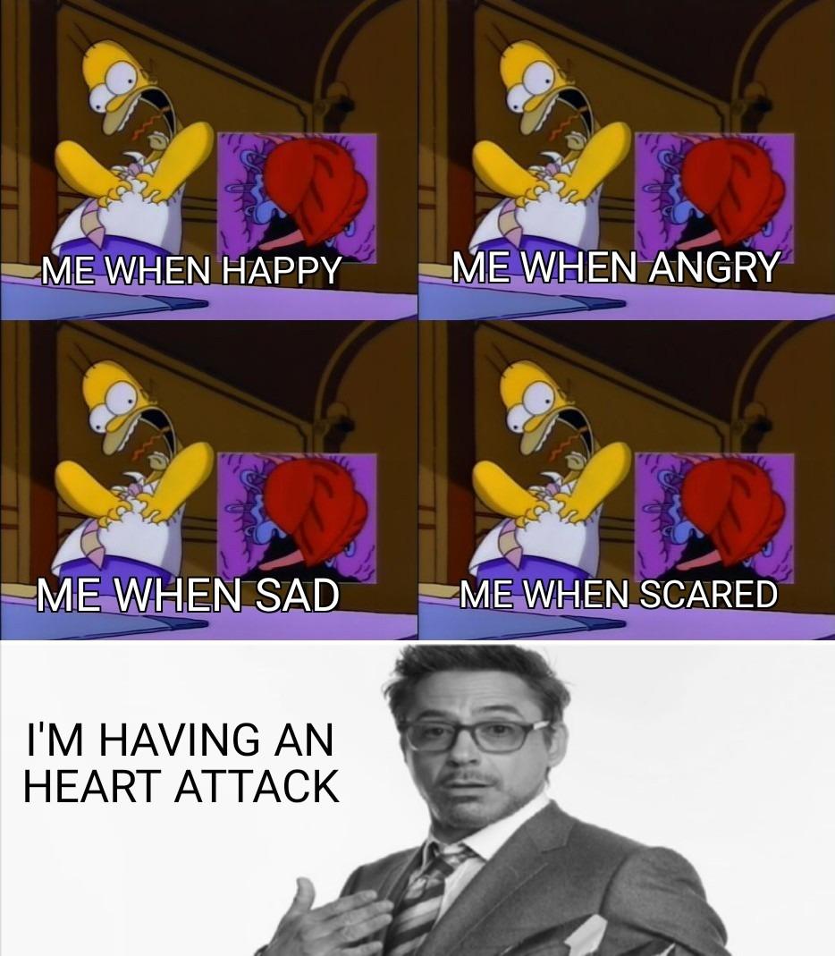 Totally relatable - meme