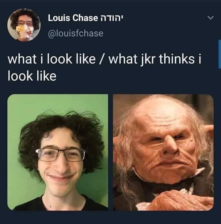 dongs in a goblin - meme