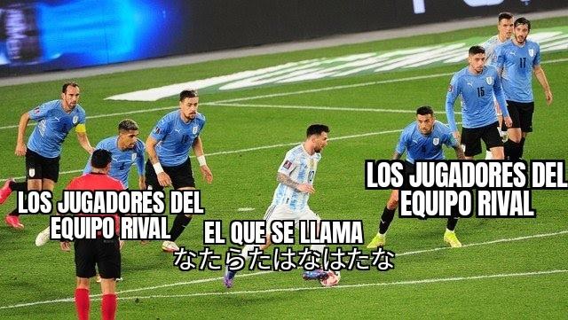 Uruguay = u re gay - meme