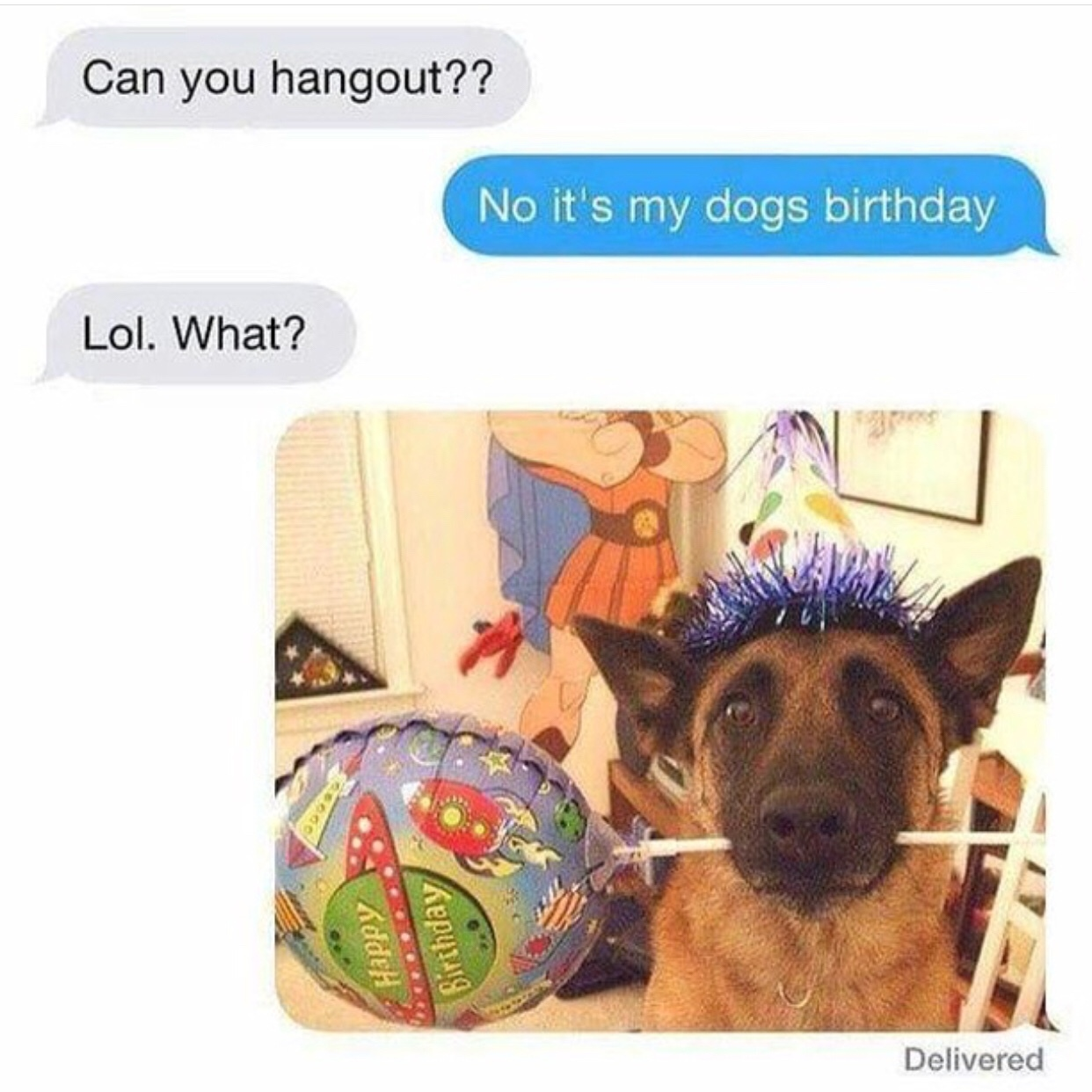 That's a good doggo - meme
