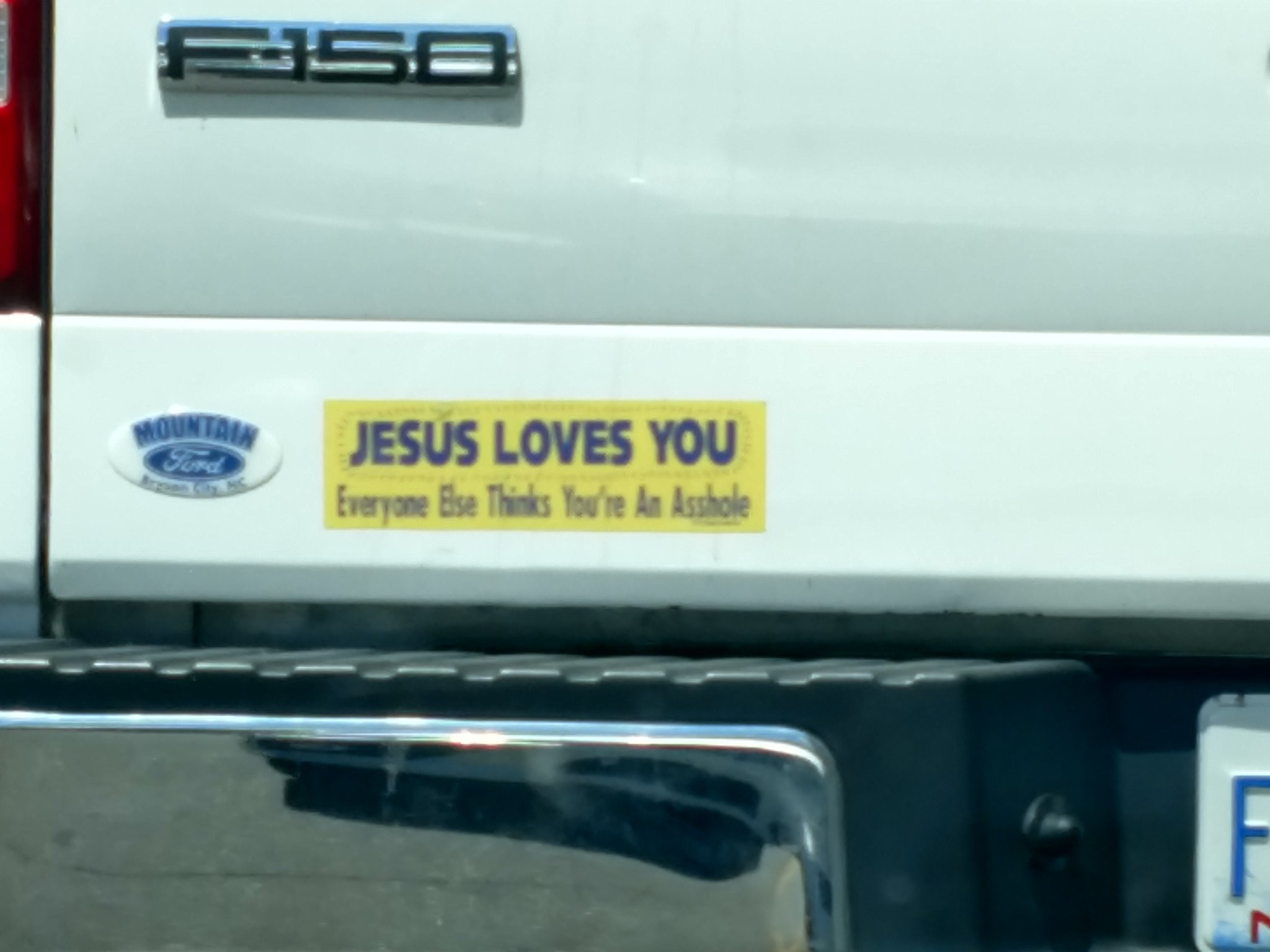 Jesus loves you - meme