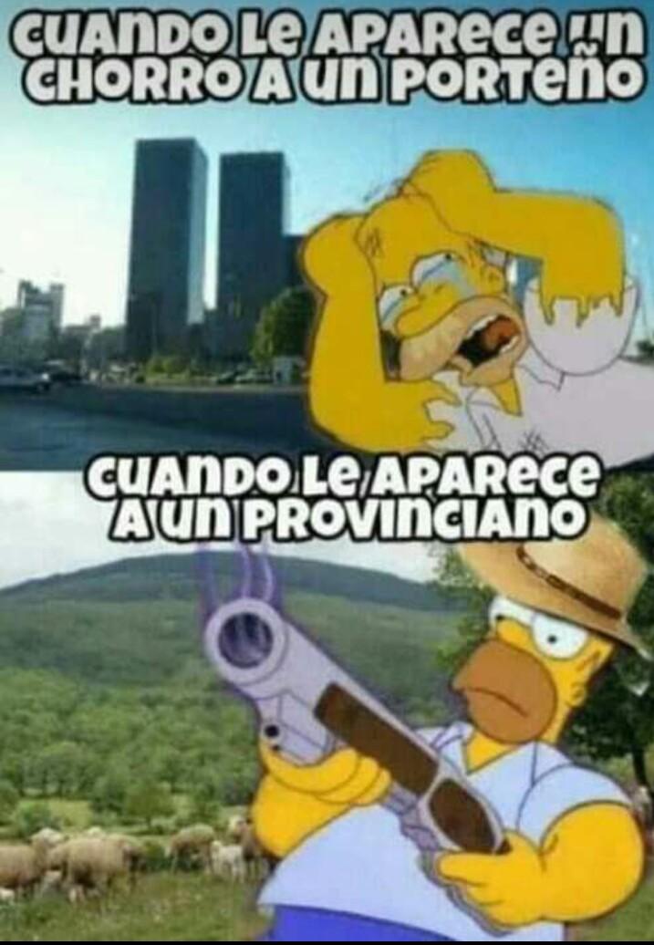 Tipico argentino - meme