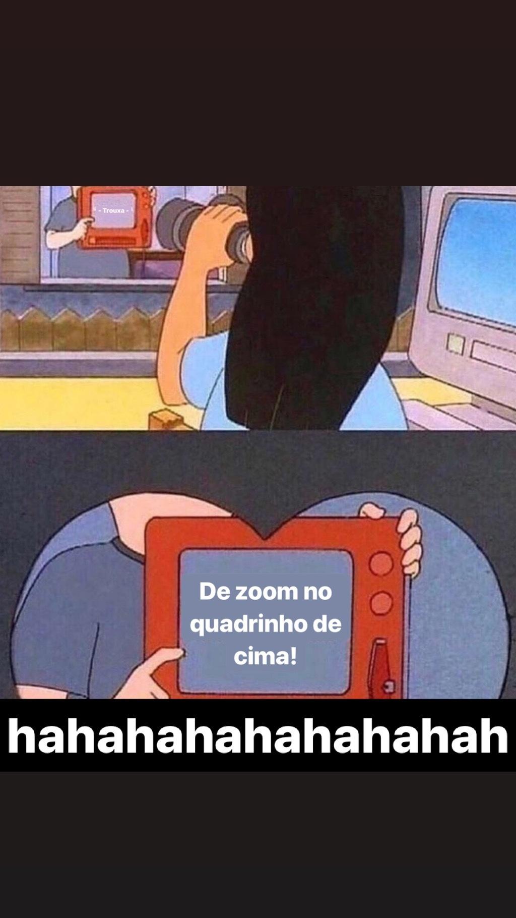 zoom Hahahahahahahaha - meme