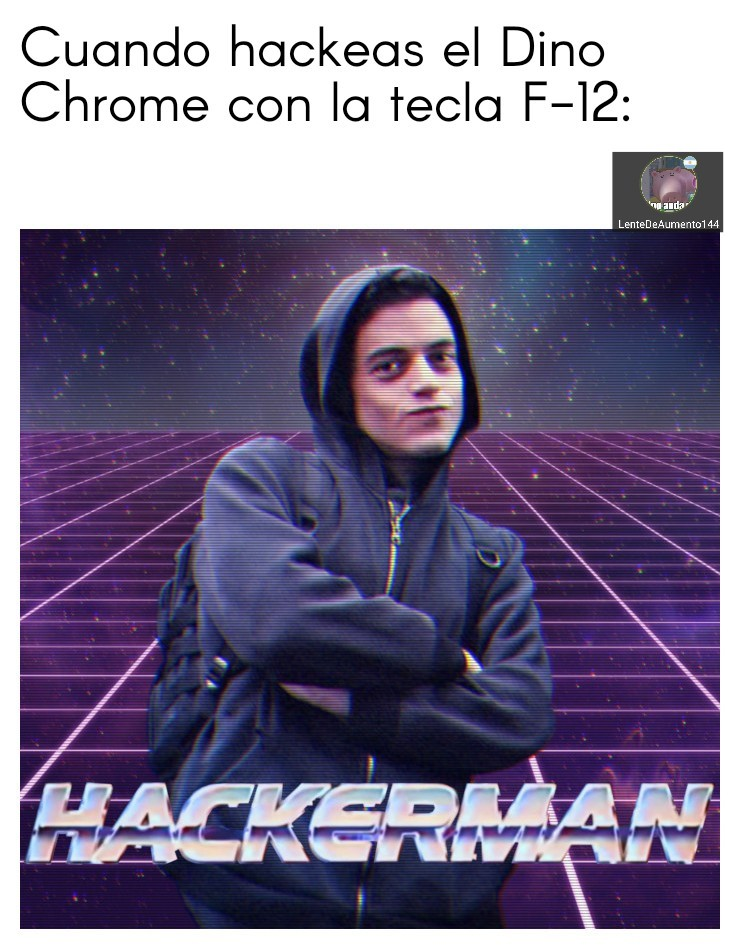 Hacker-Man - meme