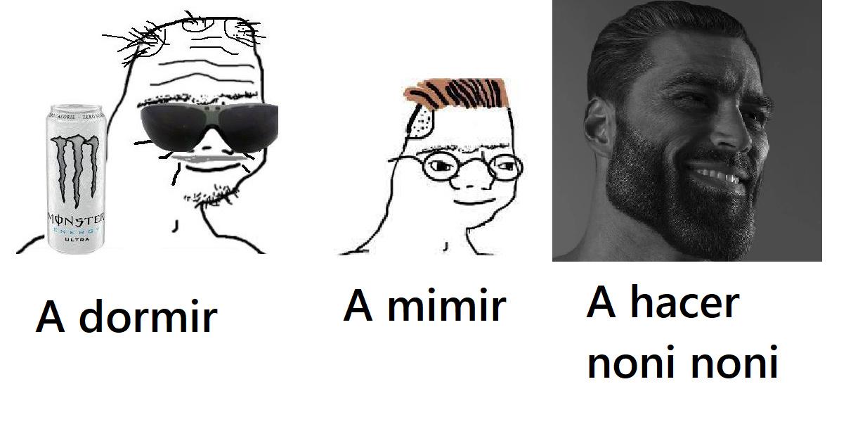 A hacer noni noni - meme