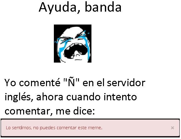 AYUDENMEEEEEE :soyjakb: :crying: - meme