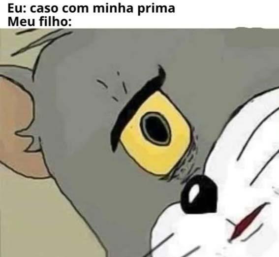 INCESTO DE PRIMOS - meme