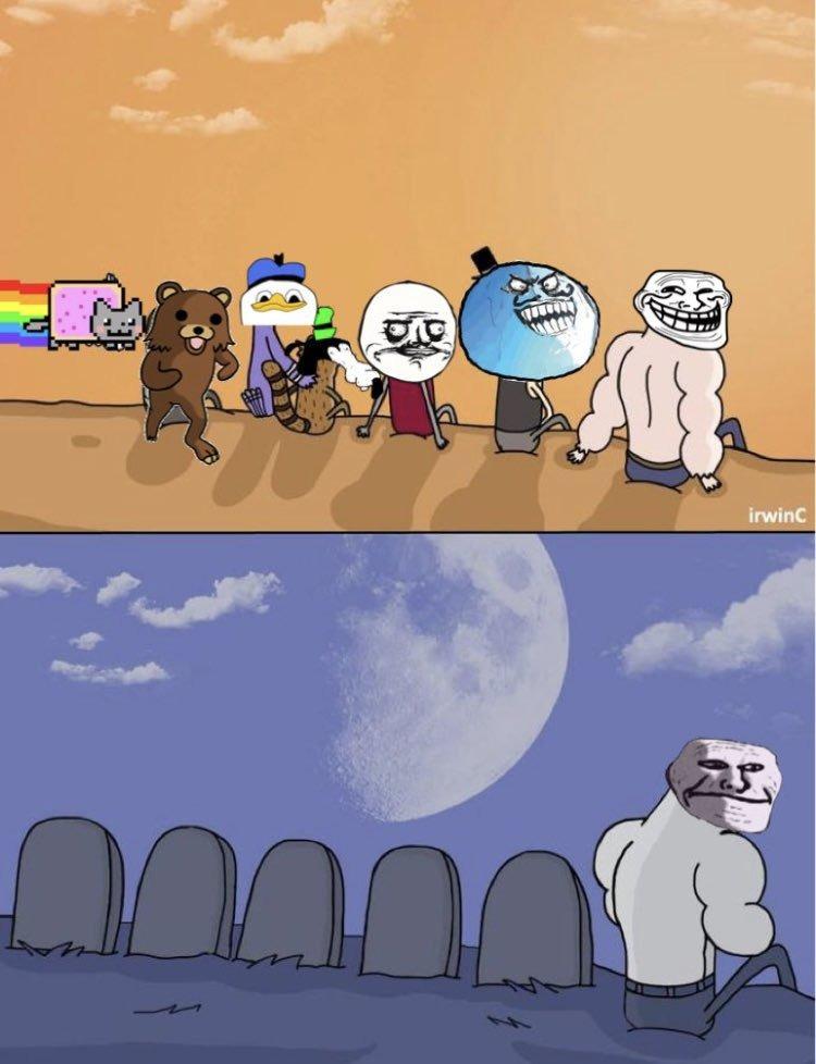 truliado  triste - meme