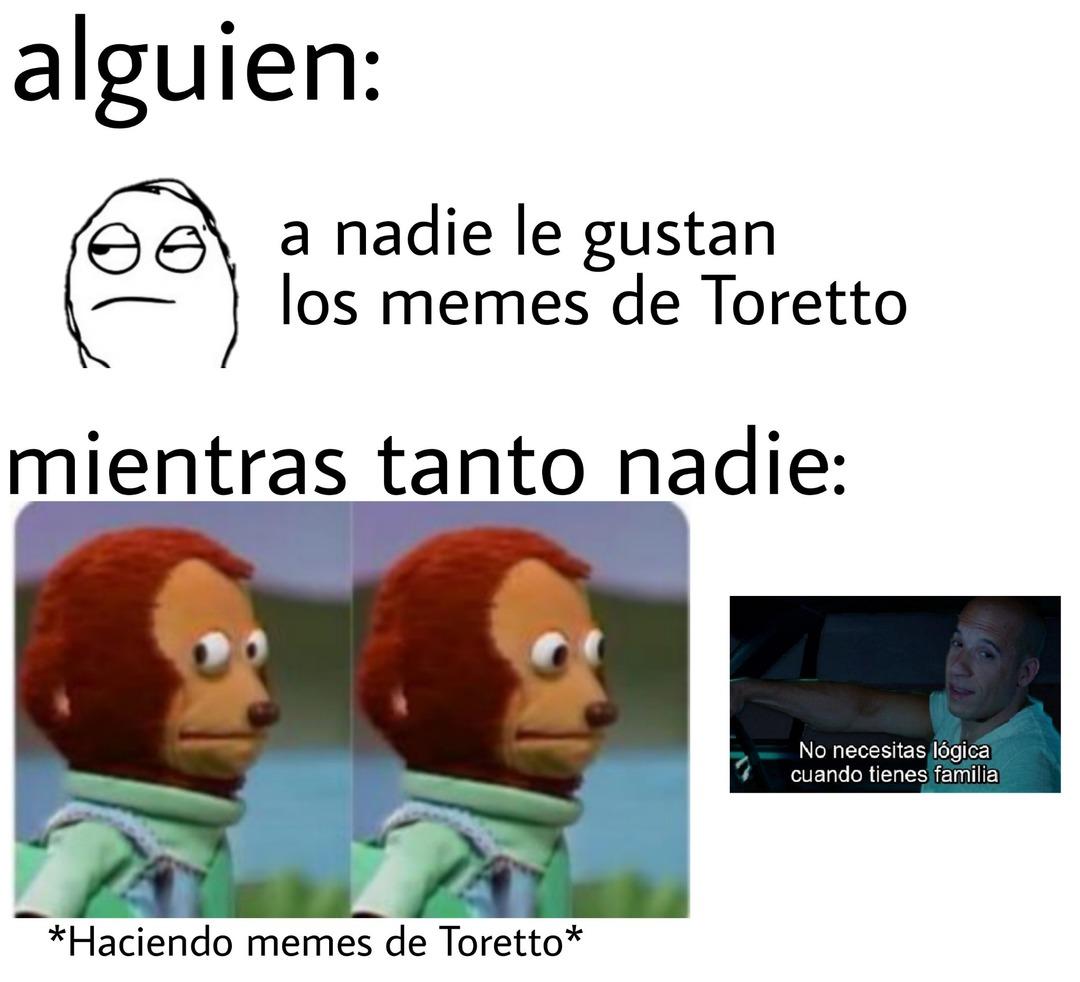 Nadie be like: - meme
