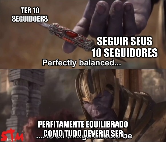 tanos - meme