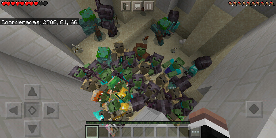 Un grupo invasor para una aldea - meme