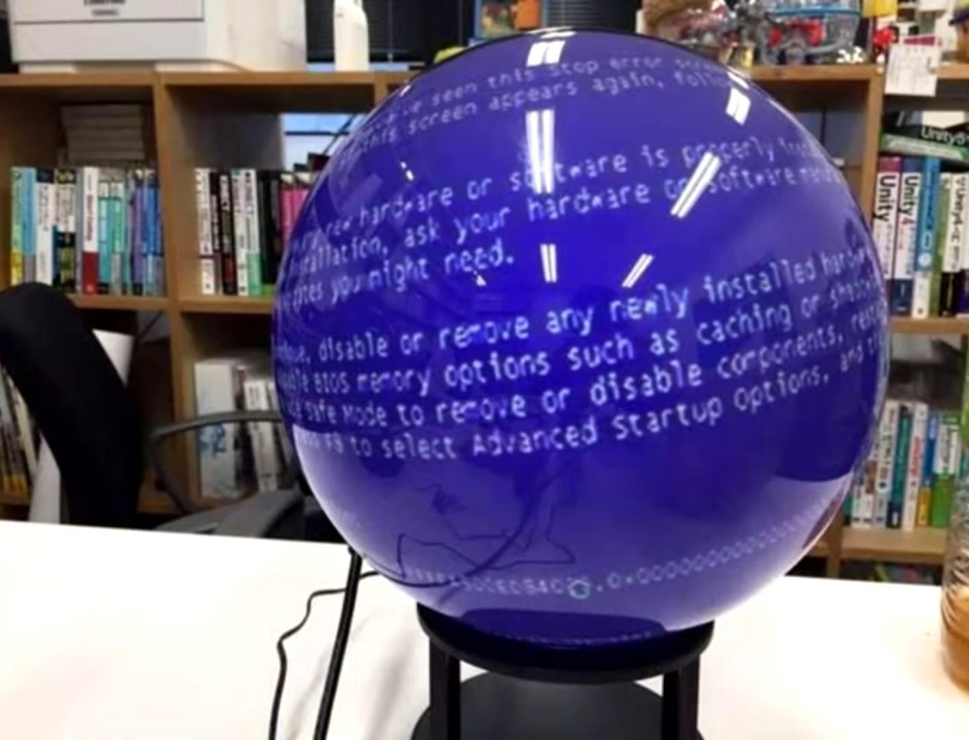 El planeta es todo azul con letras en inglés, porque no está en Geografía? - meme