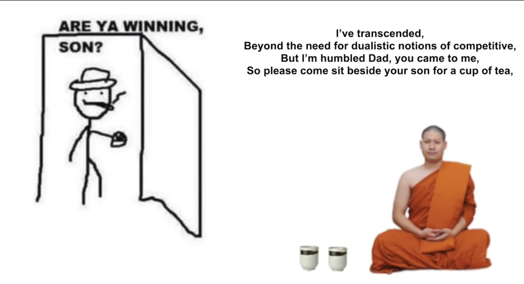 Want some tea mate? - meme