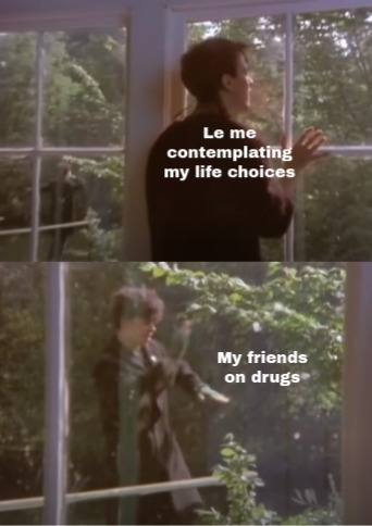 Hypothetically speaking of course, they never invite me - meme