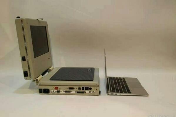 25 años de avances tecnologicos. - meme