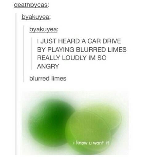 limes - meme