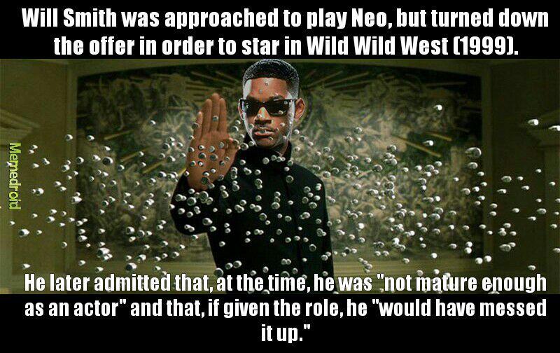 The Matrix - meme