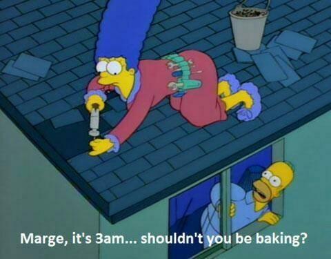 Baking - meme