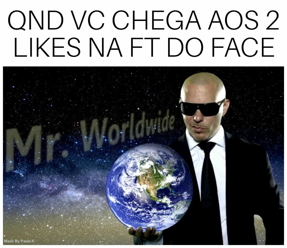 EU SEI O REI DO MUNDO - meme