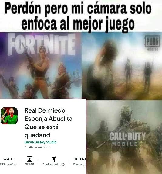 quedand - meme