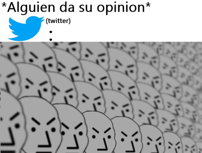 no se si es idea ya usada pero bueno twitter bad=XD - meme