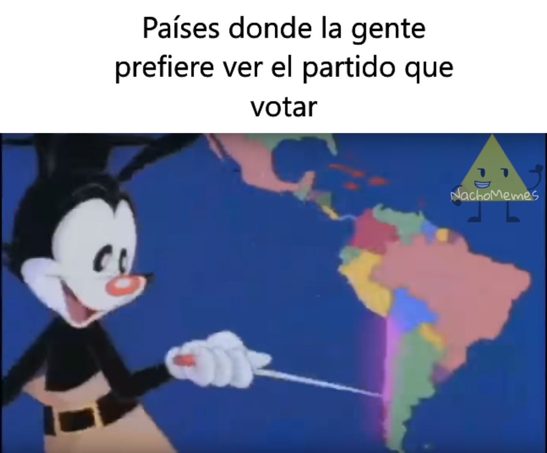 Chile xD - meme