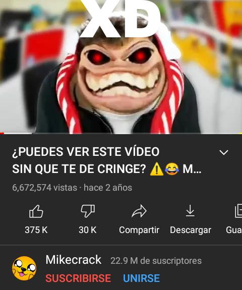 SE LOS JURO QUE ES OFICIAL XD - meme