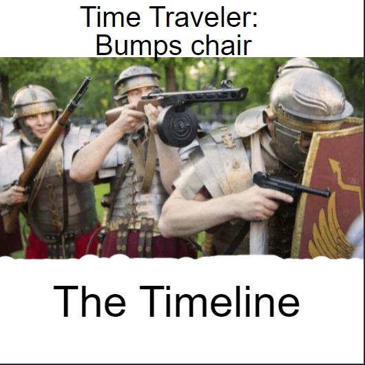 Romans... - meme