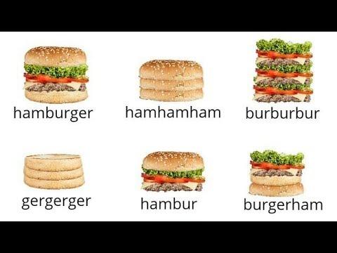 hamburger - meme