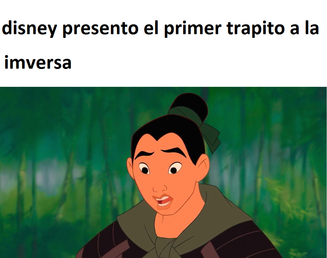 mulan - meme