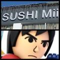 Sushi Mii...NINTENDO?!