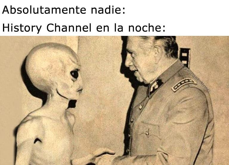 Pinochete - meme