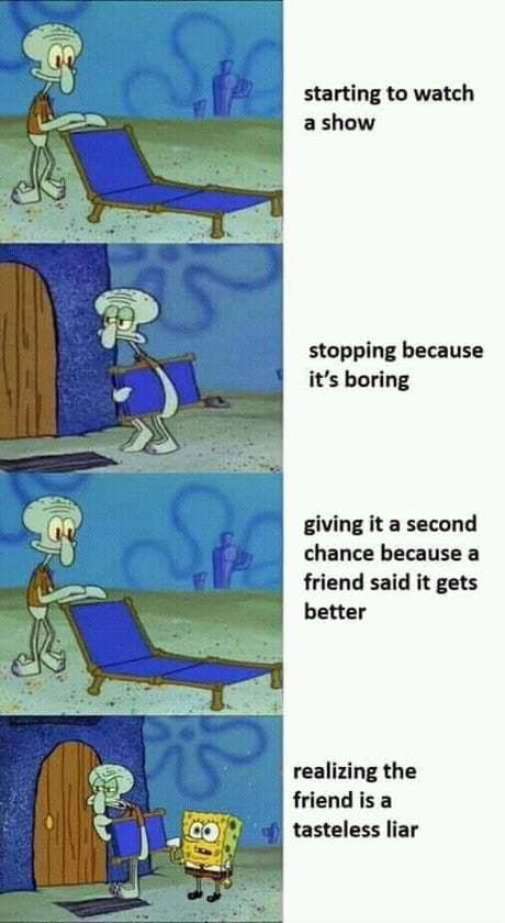 Friends are useless now days - meme