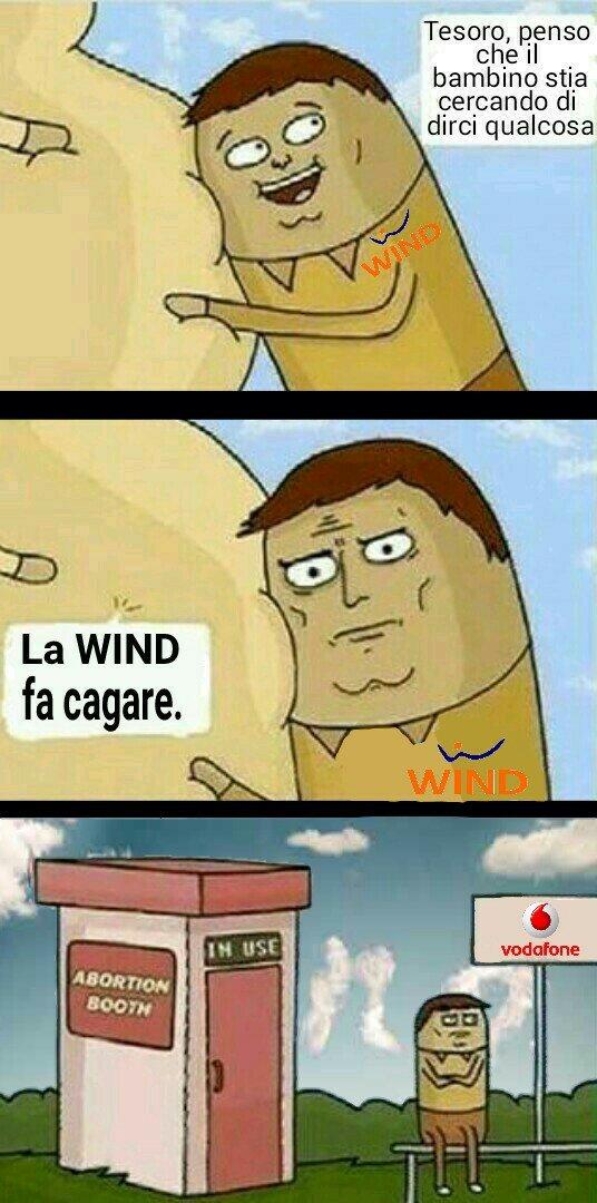 MALEDETTA WIND - meme