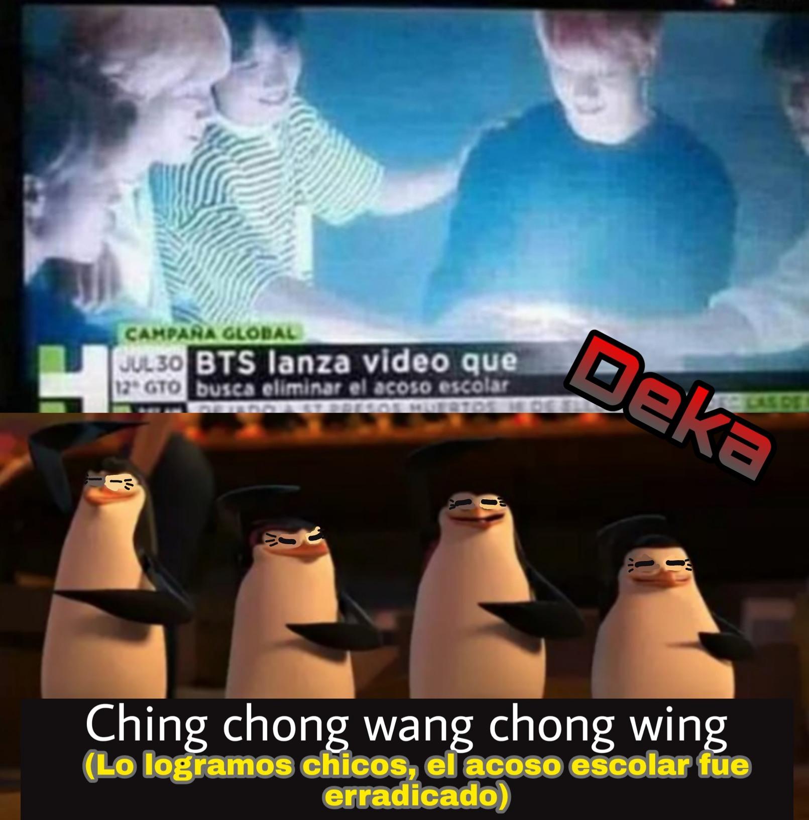 Chin chong - meme