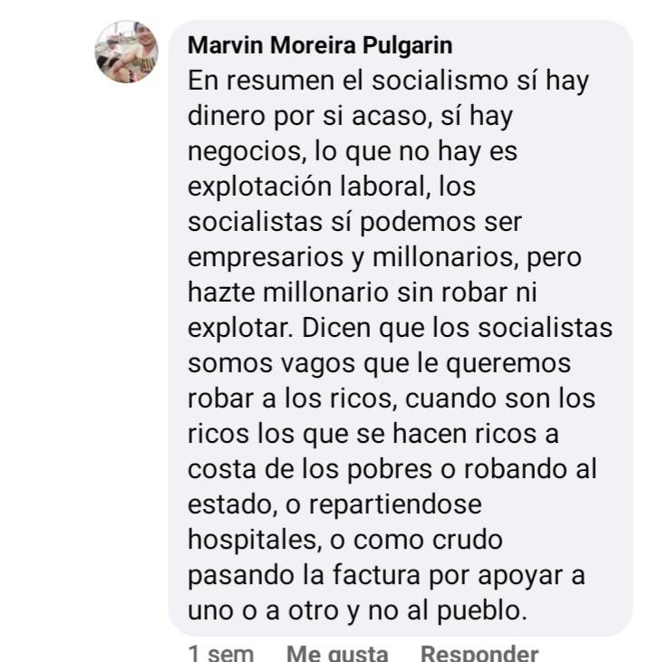 Cosas de comunistas, parte II - meme