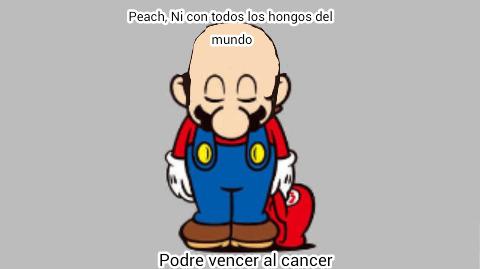 Noooo Mario - meme