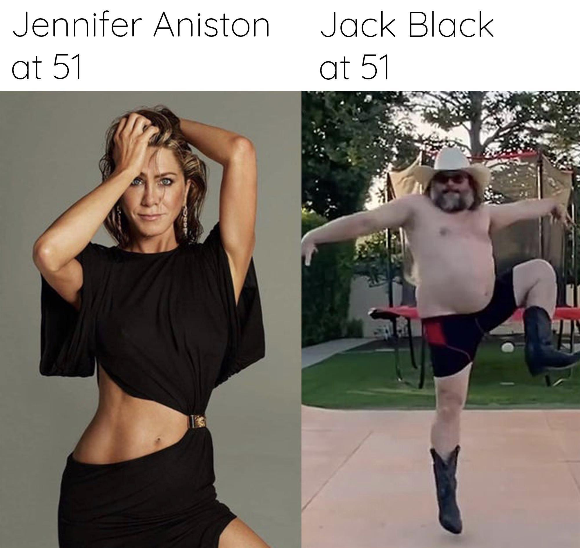 One of these images gives me a boner - meme